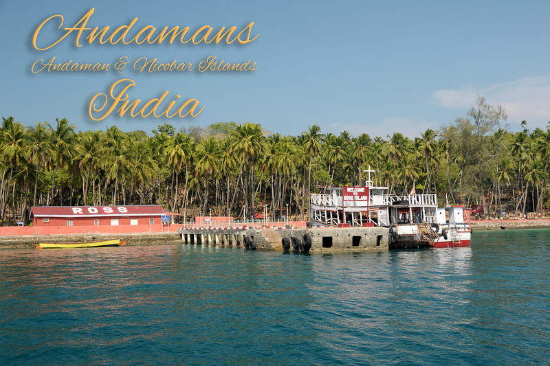 Port Blair, A&N, Andaman & Nicboar Islands of India.