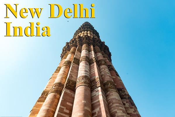 India, Delhi, New Delhi