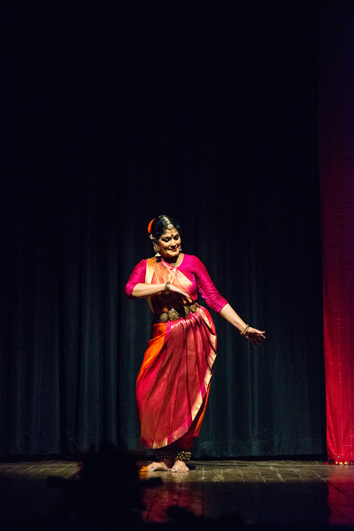 "1st edition of Classical Dance Festival held at the famous and iconic Gaiety Theatre on the Ridge, Shimla.<br /> <br /> Celebrated Bharatanatyam exponent Smt Geeta Chandran. She danced to Meera's bhajan in Maand raga ""Mane chakar rakhoji"" immersing herself as Krishna's devotee. Followed by ""Vanajakshi"" varnam in Behag. Smt Geeta Chandran is Padmashri, and Sangeet Natak Akademi awardee."