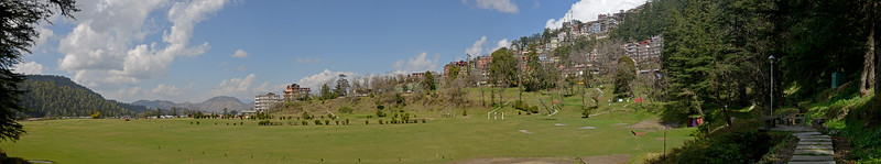 Annadale Ground and helipad behind The Army Heritage Museum. The Army Heritage Museum was established by the Army Training Command in May 2006 at Annandale, Shimla to commemorate Himachal's long lasting association with the Army. The history of Annadale is associated with the British rule as from being a nondescript village,