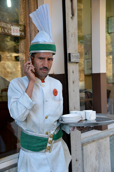 The Indian Coffee House is a restaurant chain in India, run by a series of worker co-operative societies. The India Coffee House chain was started by the Coffee Cess Committee in 1936. Shimla is the capital city of the Indian state of Himachal Pradesh, located in northern India at an elevation of 7,200 ft. Due to its weather and view it attracts many tourists. It is also the former capital of the British Raj.
