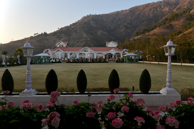 Club Mahindra, Kandaghat.<br /> <br /> Kandaghat is a small town on the Kalka-Shimla National Highway No. 22 in the Solan district of the state of Himachal Pradesh, India. It is about 90kms from Chandigarh (airport).