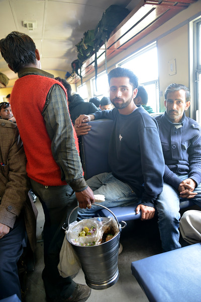 Snacks on the Kalka–Shimla Railway. Shimla is the capital city of the Indian state of Himachal Pradesh, located in northern India at an elevation of 7,200 ft. Due to its weather and view it attracts many tourists who arrive on the narrow gauge train.