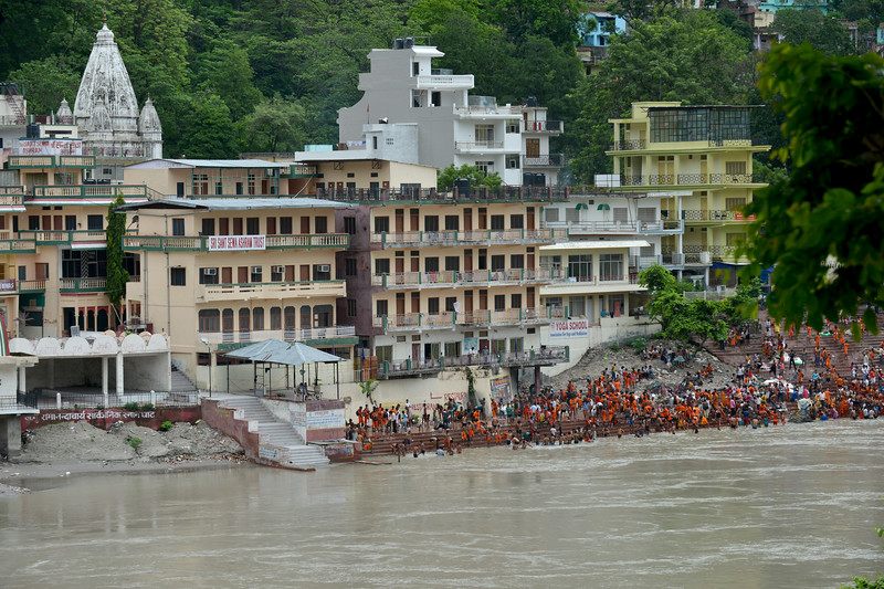 Rishikesh, Uttaranchal, India