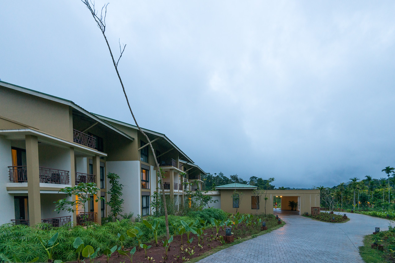 Club Mahindra Virajpet, Coorg-Virajpet quaint retreat in Kodagu Valley.<br /> <br /> Named after the former ruler of Kodagu, Virarajendra, Virajpet is an abbreviation for Virarajendrapete. Virajpet is a small town known for the local coffee and spice crops. Virajpet. This is a large and beautiful resort surrounded by nature.
