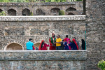 At Pari Mahal, visitors dress as Mughals and take pictures. Pari Mahal (Hindi: ??? ??? ) or The Angels' Abode is a seven terraced garden located at the top of Zabarwan mountain r ...
