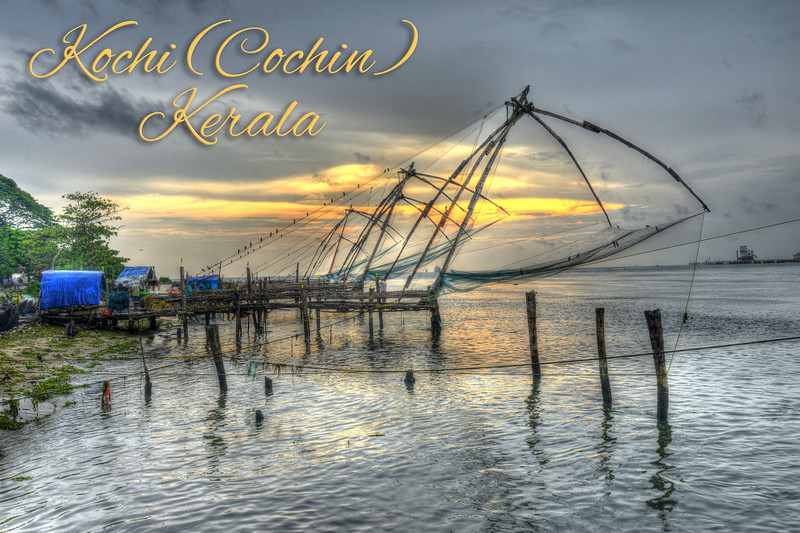 Kochi (Cochin), Kerala, India