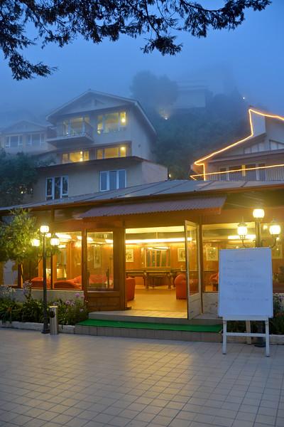 Club Mahindra, Mussoorie, Uttrakhand, North India.