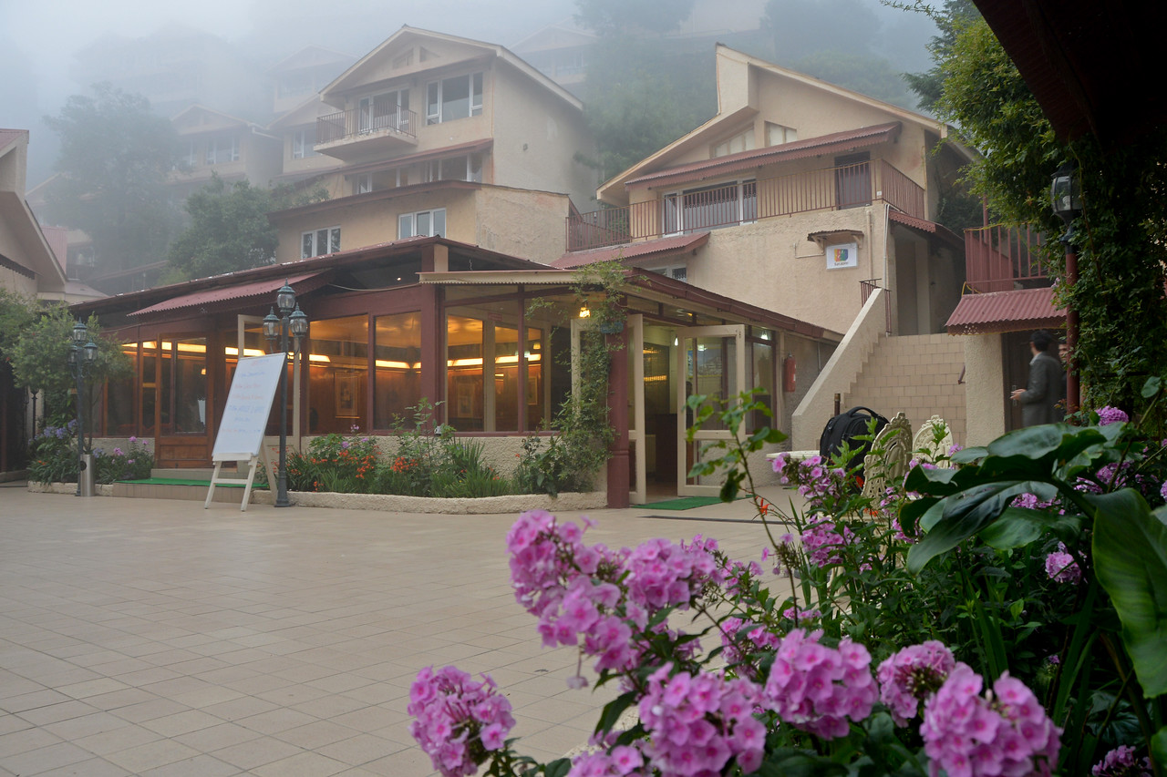Club Mahindra, Mussoorie, Uttrakhand, North India.