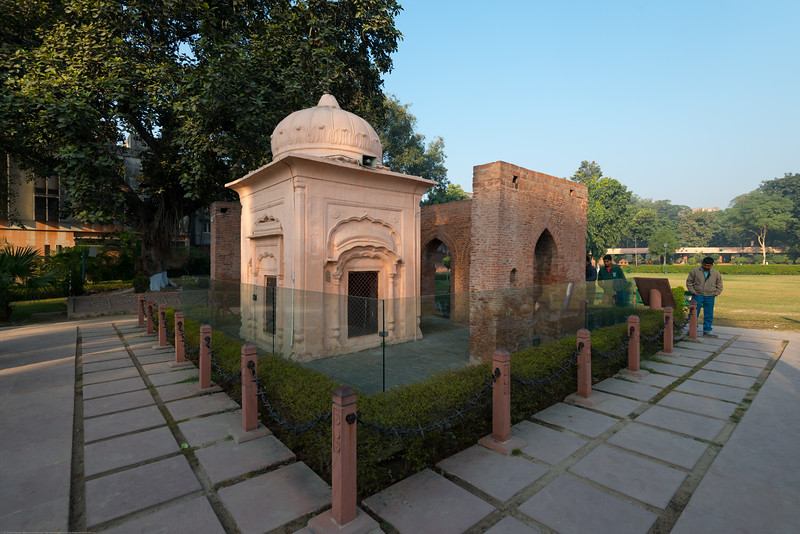 The Jallianwala Bagh massacre (Amritsar massacre), took place on 13 April 1919 when a crowd of peaceful, unarmed, non-violent protesters comprising of men & women including Baishakhi pilgrims had gathered in Jallianwala Bagh, Amritsar, Punjab. They were fired upon by troops of the British Indian Army under the command of Colonel Reginald Dyer until their ammo ran out. The civilians had assembled at Jallianwala Bagh for the annual Baisakhi celebrations which are both a religious and a cultural festival of the Punjabis. The bagh (garden) of just 7 acres was walled on all sides except for narrow entrances which were blocked by Dyer's troops. More than 1,500 died including many who jumped into what is now called the marytr's well. This brutality stunned the nation fuelling widespread anger, leading to the Non-cooperation Movement of 1920–22.