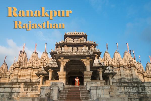 India, Rajasthan, Ranakpur