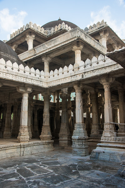 Ranakpur Temples are acclaimed world-wide for their intricate and superb architectural style. These temples form one of the five major pilgrimages of the Jains. Located in village of Ranakpur near Sadri town in the Pali district of Rajasthan, Ranakpur temple lies at a distance of 95 kms in the north of Udaipur city. The temple is easily accessible from the city of Udaipur as regular buses are easily available. Built in the 15th century, Ranakpur temples are known for being the largest and most important temples of the Jain community.