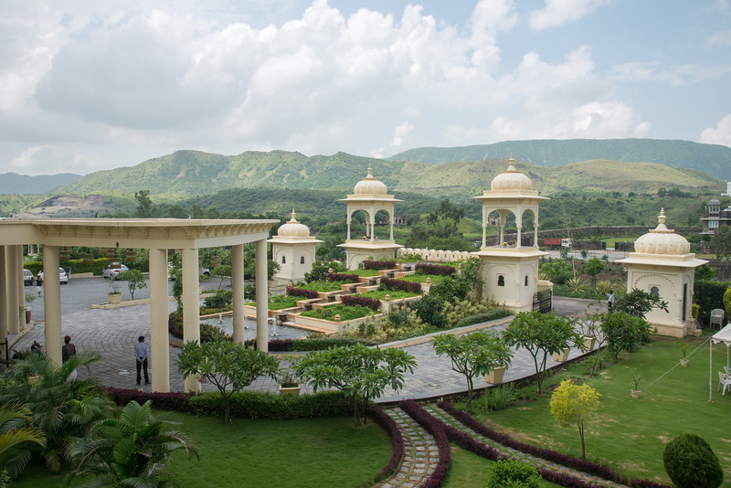 Club Mahindra Udaipur, Rajasthan, India<br /> <br /> This stately resort is 9 km from Udaipur City train station and 11 km from the 16th-century City Palace. Amenities include an outdoor pool, a kids' pool and a fitness room, plus massage treatments. The hotel also has a buffet restaurant and a lounge bar. Parking is complimentary.