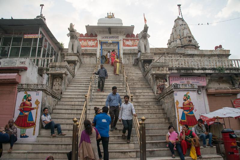 Shri Annapurna Mata Temple, Silawatwari, Udaipur, Rajasthan, India