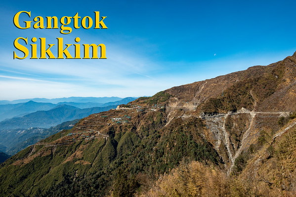 India, Sikkim, Gangtok