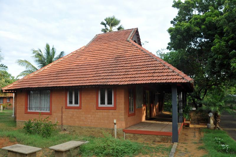 Vivekananda Kendra, Kanyakumari, South India.