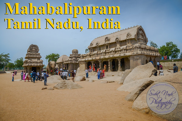 India, TN, Mahabalipuram