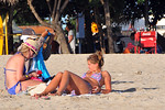 Vendors selling anything and everything on the beach can be quite annoying. From drinks to clothing to a massage on the beach.Kuta District (Indonesian: Kecamatan Kuta) is administratively ...