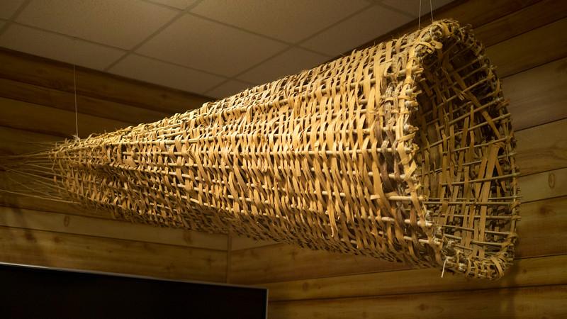 Fish trap basket 2