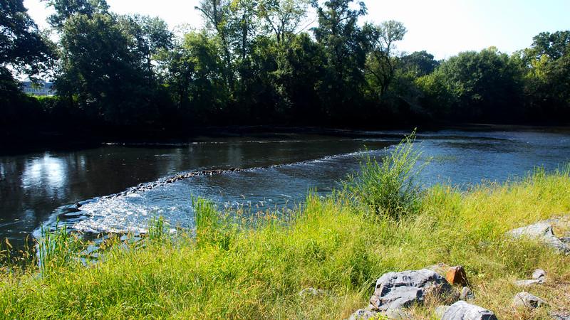 Etowah River Fish Trap