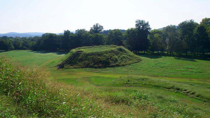 Etowah Mound B