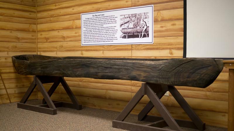 Dugout Canoe 1