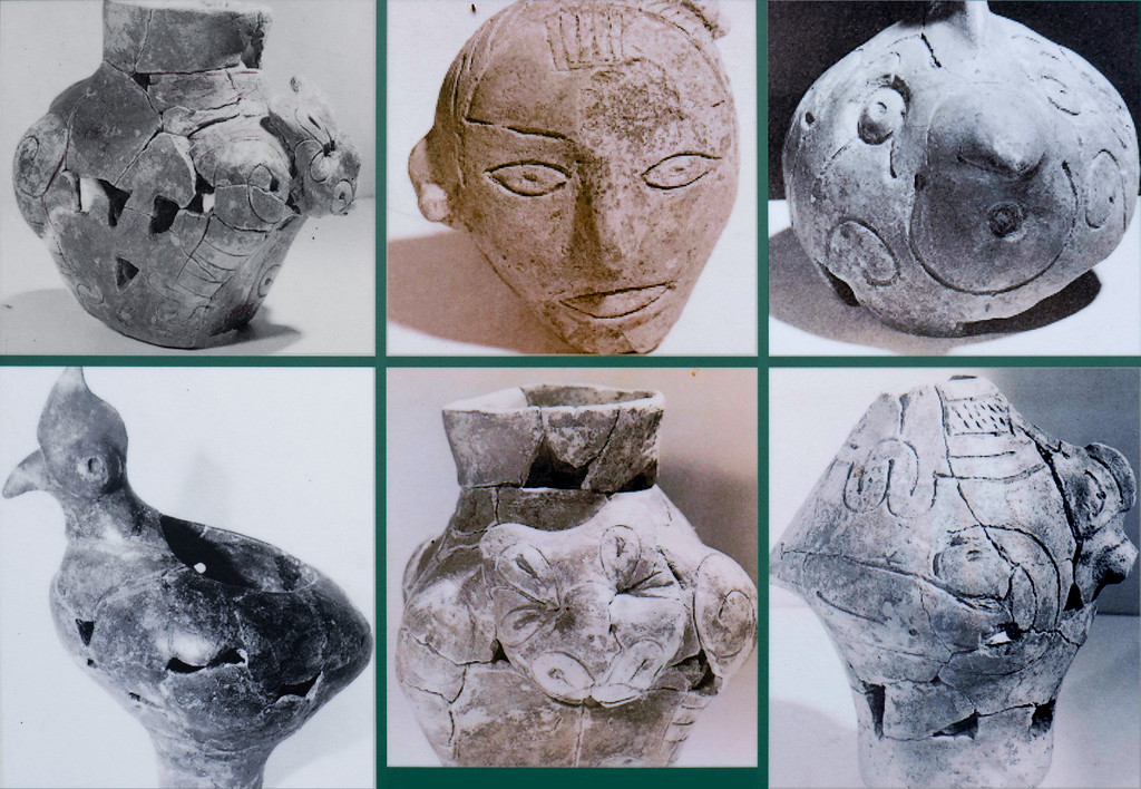 Mound C Pottery