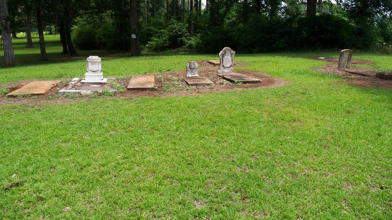 Mound G: Mercier Family Cemetery