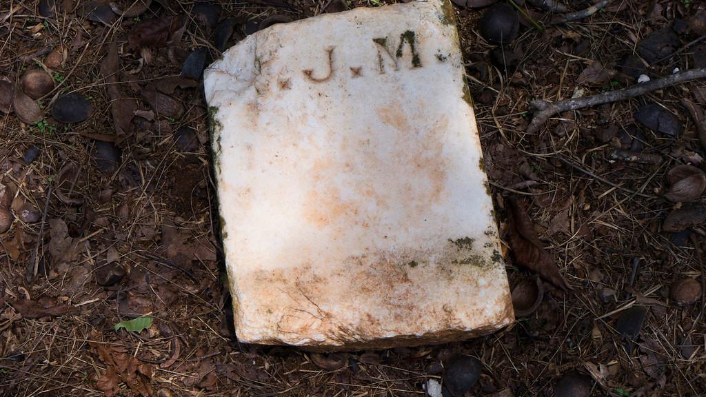 Mercier Grave Marker