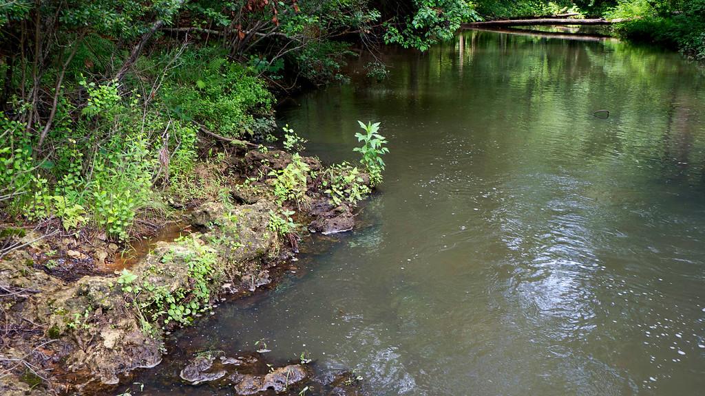 Kolomoki Creek