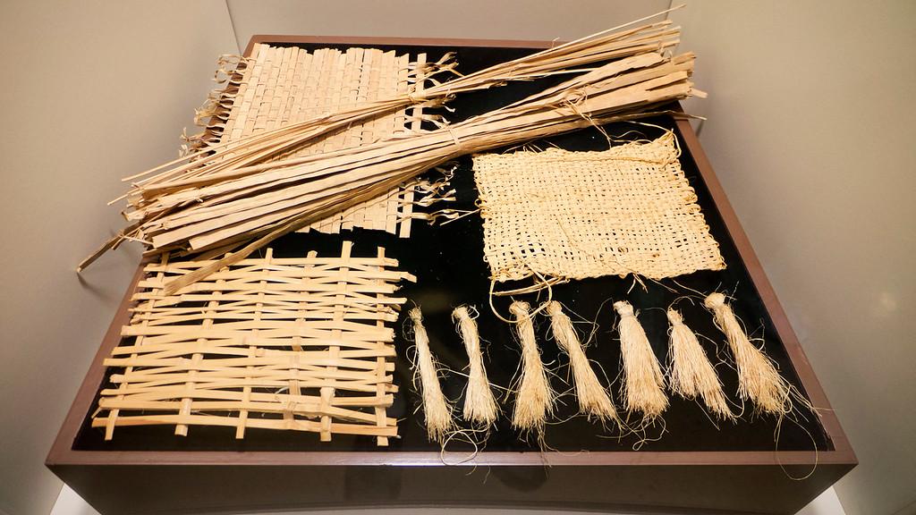 Basket, Mat and Net Making