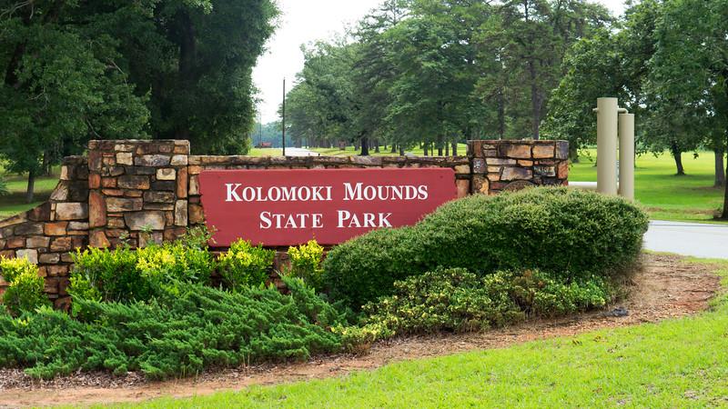 Welcome to Kolomoki Mounds
