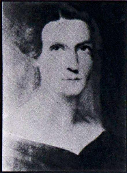 Harriet Gold Boudinot (1805 - 1836)