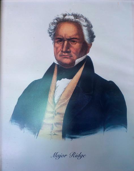 Major Ridge (1771 - 1839)