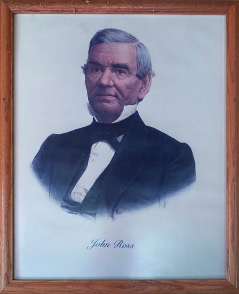John Ross (1790 - 1866)