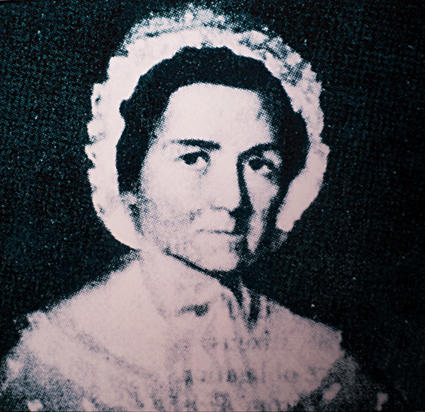 Quatie Ross, wife of Chief John Ross