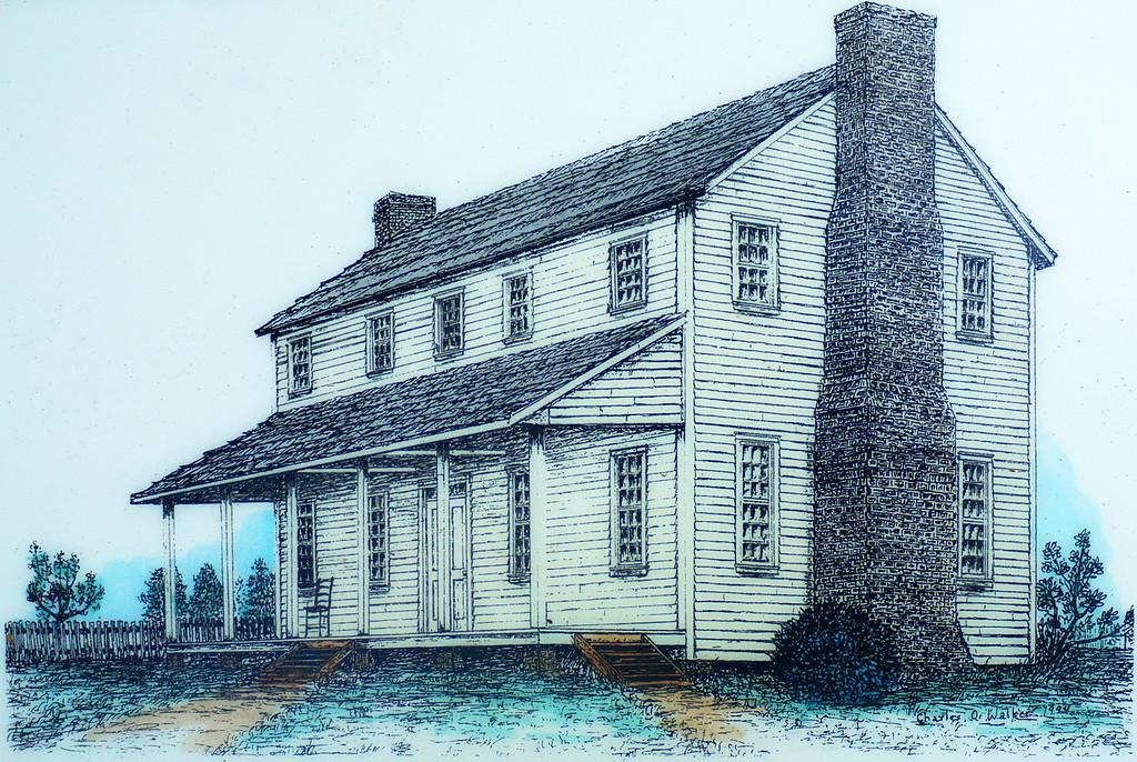Elijah Hicks House