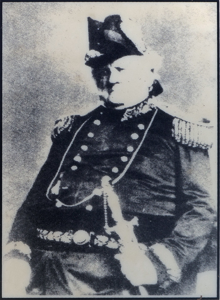 Major General Winfield Scott