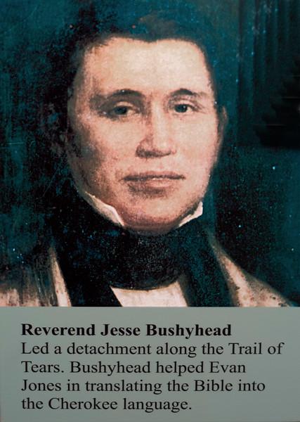 Reverend Jesse Bushyhead
