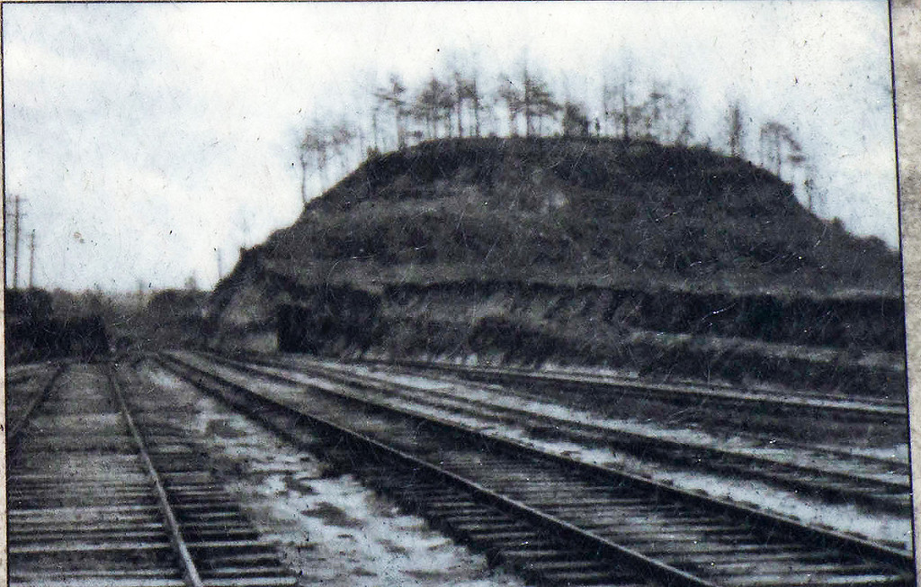 Funeral Mound Railroad