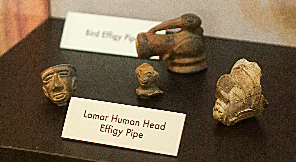 Effigy Pipes