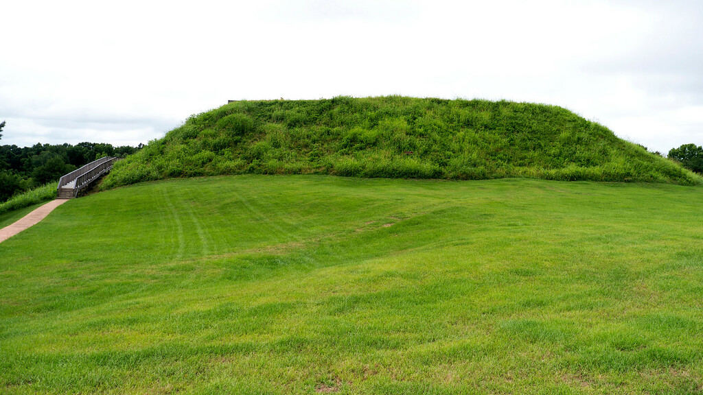 Great Temple Mound wide