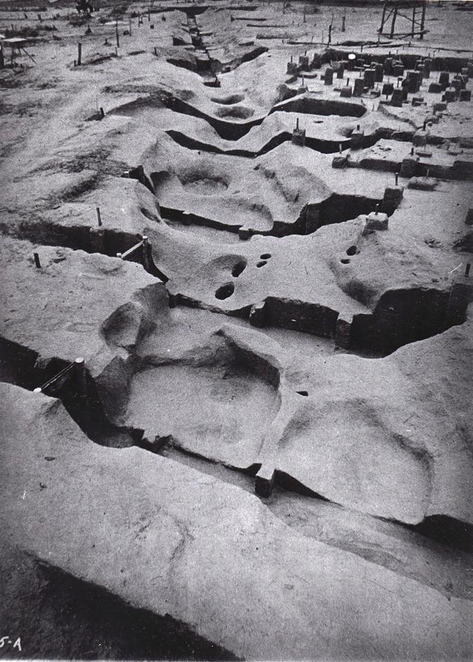 Prehistoric Trenches (c. 1935)