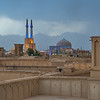 Yazd, Iran - april 2017