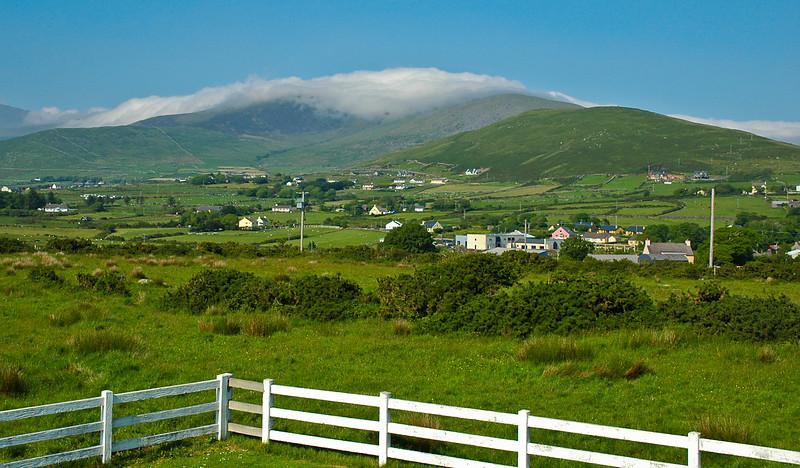 Mount Brandon from Dingle