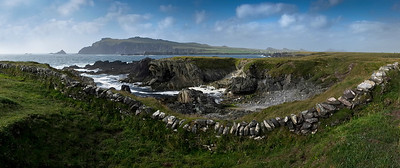 Irish Coast.  South west Ireland, 2013.