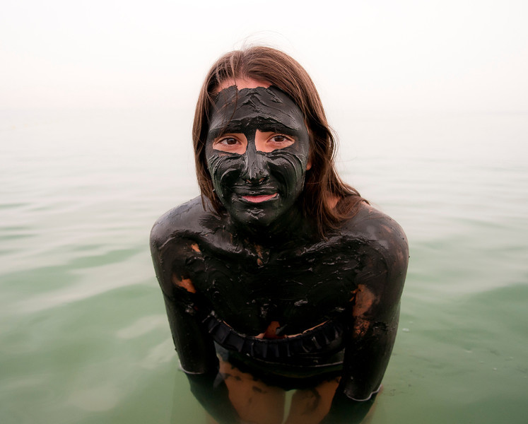 The healing properties of the Dead Sea are so legendary that Cleopatra herself is said to have soaked in its waters.<br /> <br /> Dead Sea, Israel/Palestine, 2012.