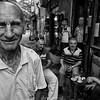 Locals having coffee.<br /> <br /> Istanbul, Turkey 2016.