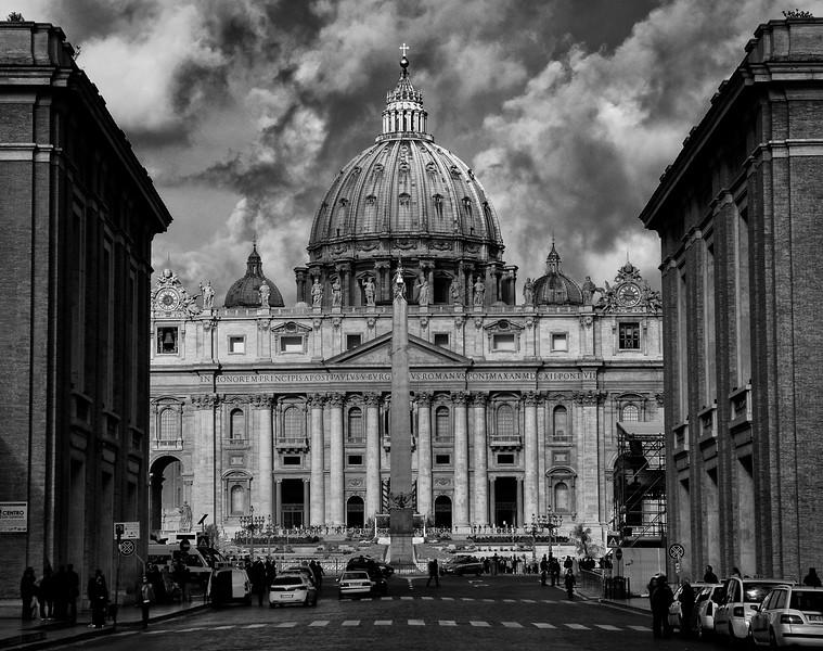 Vatican, Rome, Italy, 2015.