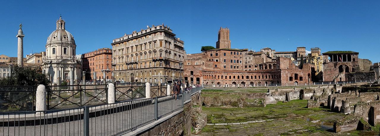 Ancient Rome, Italy, 2015.